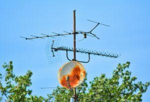 Old School Antennae